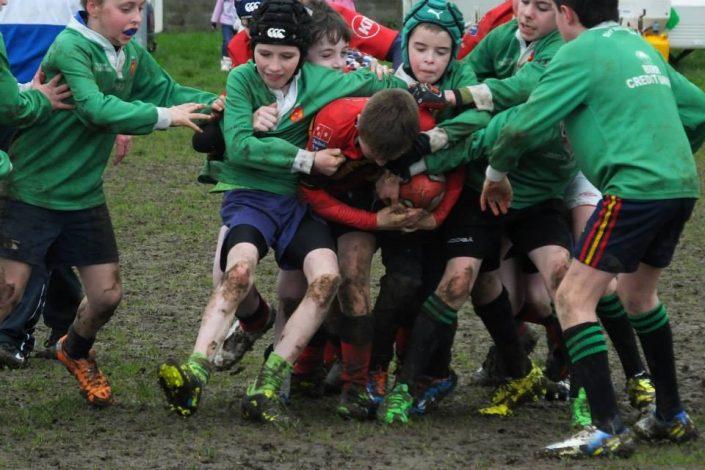 Mini Rugby Tour - Ballyclare RFC