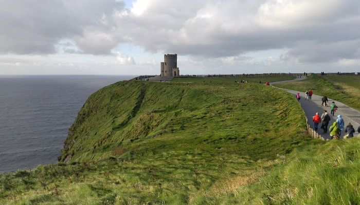 Cliffs of Moher - Irish Sporting Tours