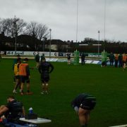 Connacht Training Session - Irish Sporting Tours