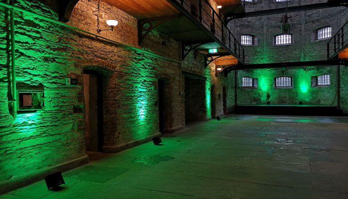 Cork Gaol - Irish Sporting Tours