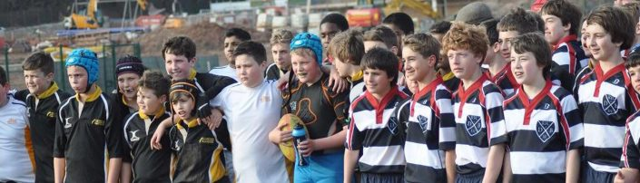 Derby Blues Under 13's Wales Rugby Tour