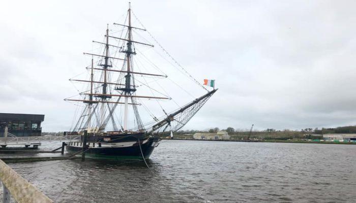 Dunbrody Famine Ship - Irish Sporting Tours