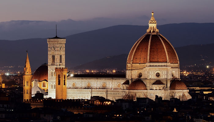 Florence Cathedral - Irish Rugby Tours to Italy