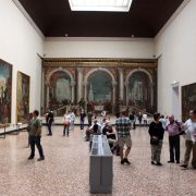 Galleria dell Accademia - Irish Rugby Tours to Italy
