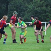 Girls Rugby - Irish Sporting Tours