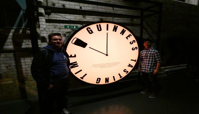 Guinness Storehouse - Irish Sporting Tours