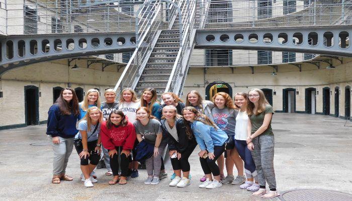 Kilmainham Gaol - Irish Sporting Tours