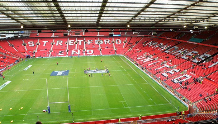 Rugby Tours to Manchester - Old Trafford