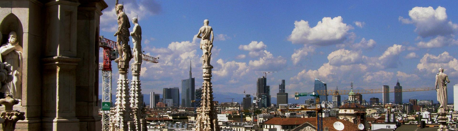 Irish Rugby Tours to Italy - Milan