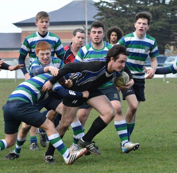 New Brunswick U18s Rugby Tour Ireland