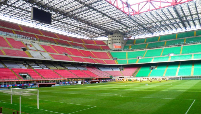 Irish Rugby Tours to Italy - Milan - San Siro