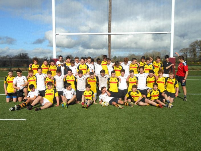 Shrewsbury School U18's Tour to Limerick