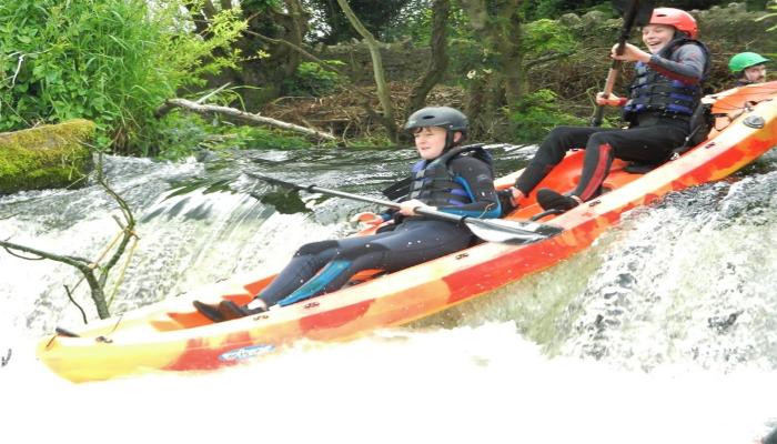 Water Rafting - Irish Sporting Tours