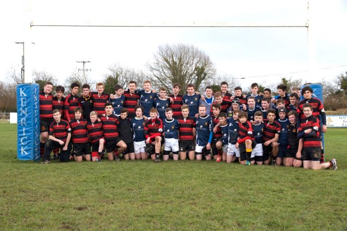 ymondham RFC Under 15s Dublin Rugby Tour