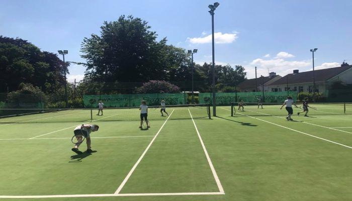 Wynne Tennis Academy - Irish Sporting Tours