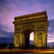 Arc De Triomphe - Irish Rugby Tours, Rugby Tours To Paris