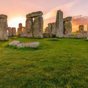 Irish Rugby Tours to Bath - Stonehenge