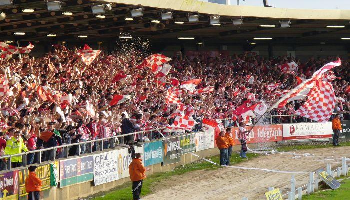 City of Derry FC - Irish Sporting Tours