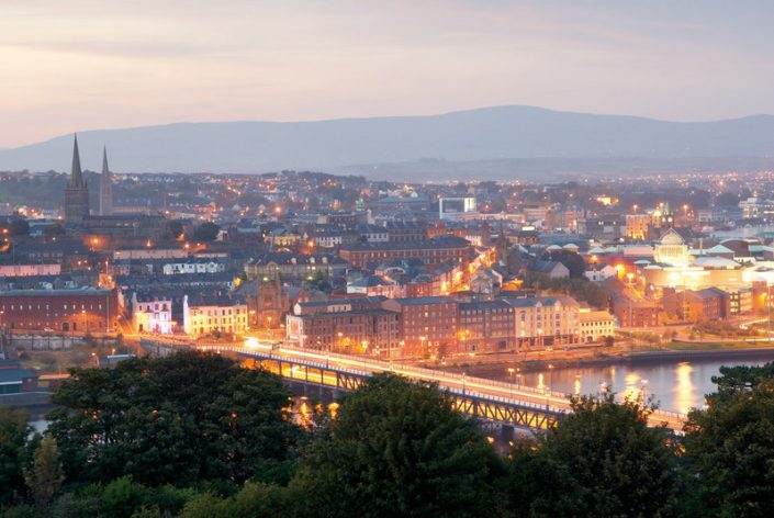 Derry, Londonderry - Irish Sporting Tours