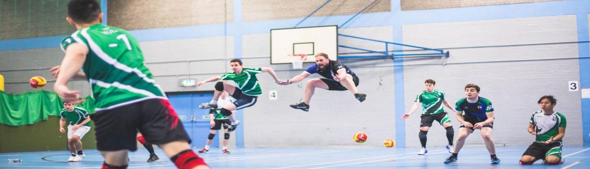 Dodgeball - Irish Sporting Tours
