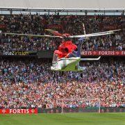Feyenoord Stadium -Irish Rugby Tours, Rugby Tours To Rotterdam