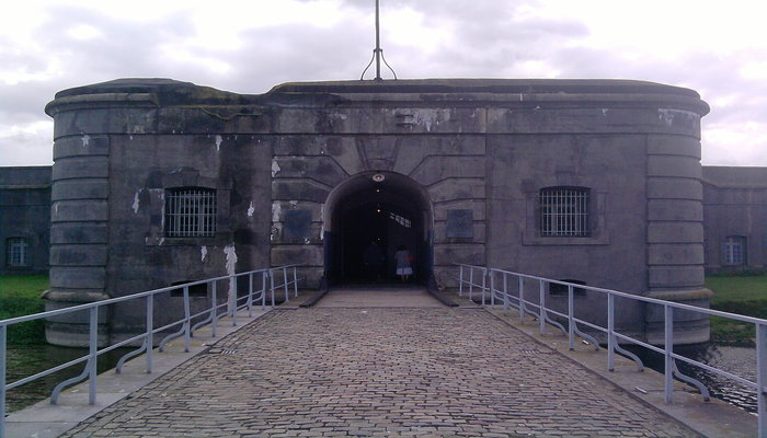 Breendonk Concentration Camp - Irish Rugby Tours, Rugby Tours To Ghent