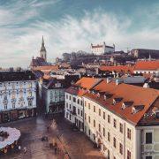 Bratislava - Irish Rugby Tours To Bratislava