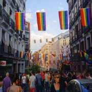 Madrid Pride - Irish Rugby Tours, Rugby Tours To Madrid