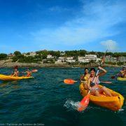 Kayaking - Rugby Tours To Salou, Irish Rugby Tours