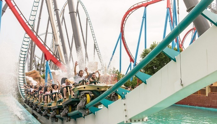 Port Aventura - Rugby Tours To Salou