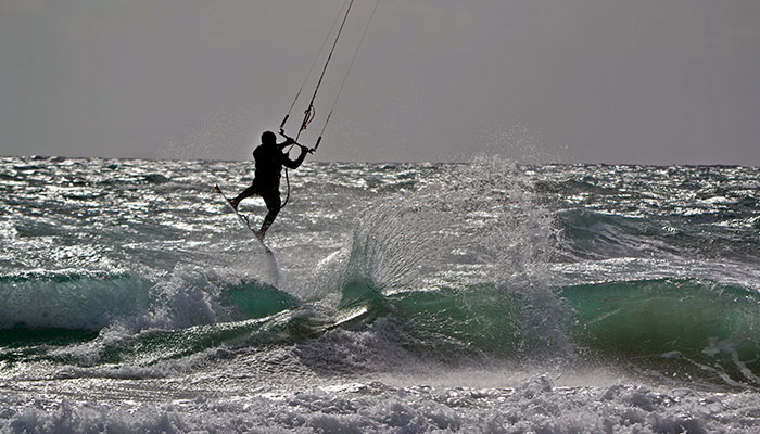 Windsurfing - Rugby Tours To Salou