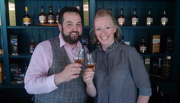 Walsh Whiskey Distillery - Irish Sporting Tours