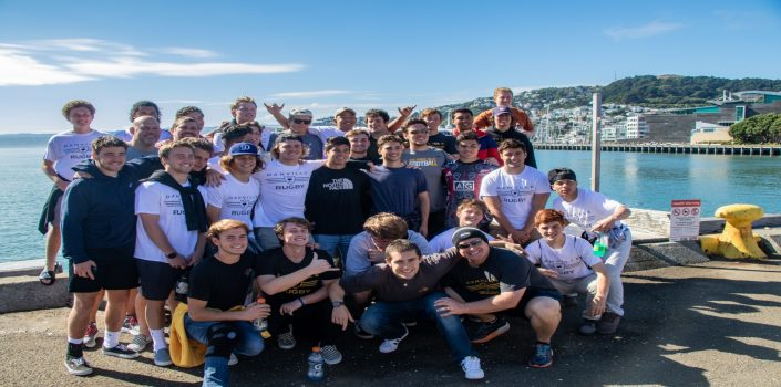 Danville Oaks - Rugby Tours To New Zealand, Irish Rugby Tours