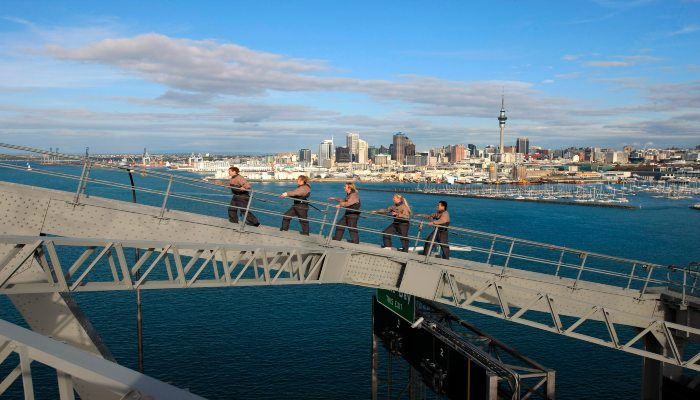 Auckland Harbour Bridge - Rugby Tours TO Auckland, Irish Rugby Tours