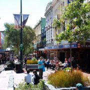 Cuba Street Shopping - Rugby Tours To Wellington, Irish Rugby Tours