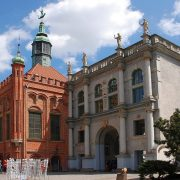 Gdansk Golden Gate - Rugby Tours To Gdansk, Irish Rugby Tours