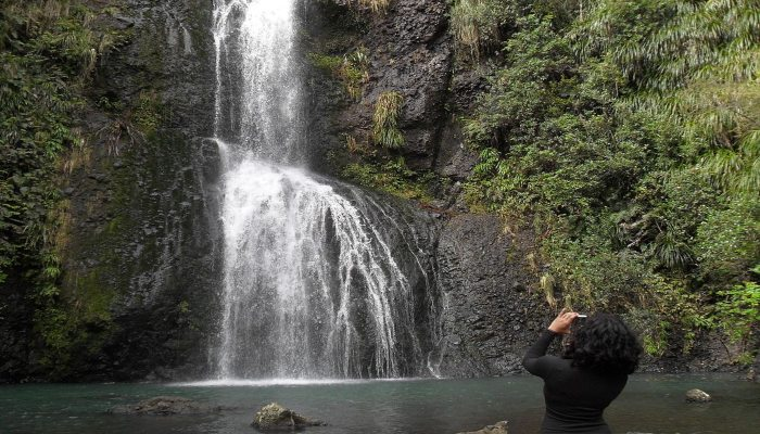 Kitekite Falls - Rugby Tours To Auckland, Irish Rugby Tours