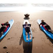 Raglan Beach Surfing - Rugby Tours To Auckland, Irish Rugby Tours