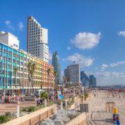 Tel Aviv Promenade - Rugby Tours To Tel Aviv, Irish Rugby Tours
