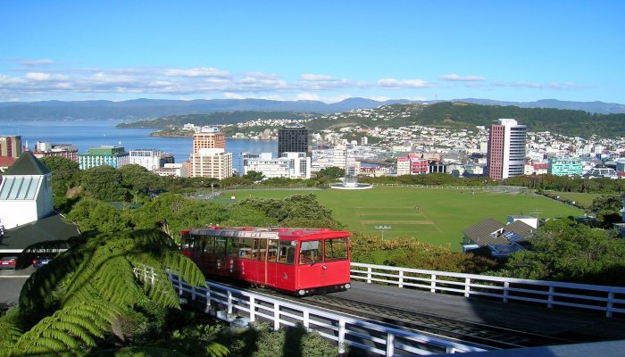 Wellington Cable Car - Rugby Tours To Wellington, Irish Rugby Tours