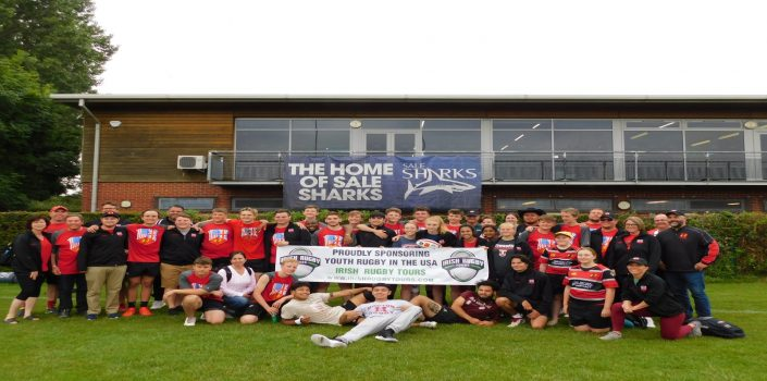 Chiefs RFC - Irish Rugby Tours