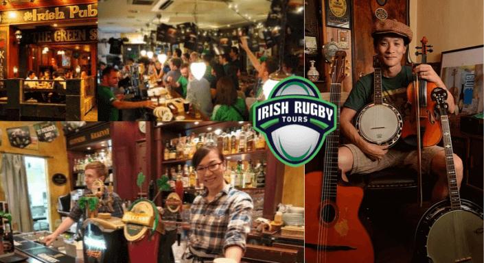 Irish pubs in Japan