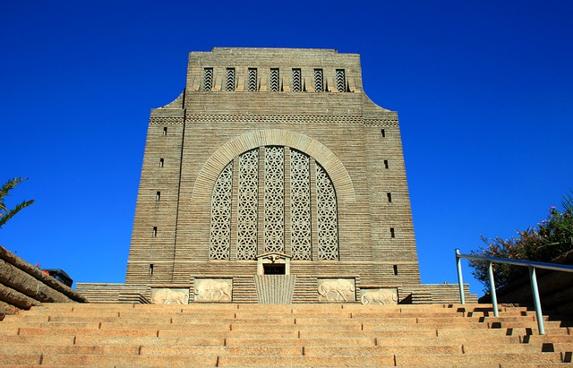 Voortrekker Monument - Rugby Tours To South Africa, Irish Rugby Tours