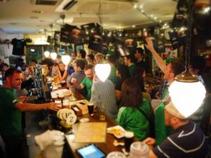 Irish Rugby Tours recommends An Solas - Irish Pubs in Japan