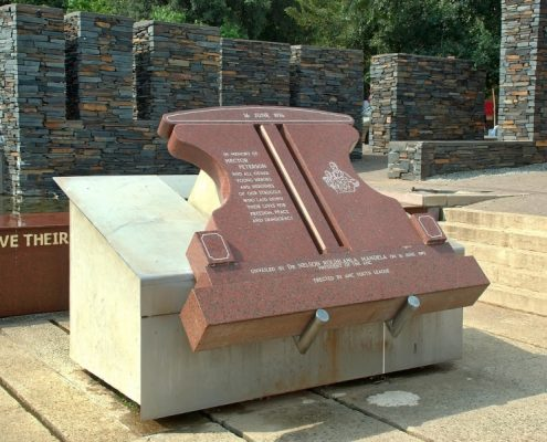 Apartheid Monument - Rugby Tours To Apartheid, Irish Rugby Tours