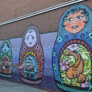 Ottawa Art Murals - Rugby Tours To Ottawa, Irish Rugby Tours