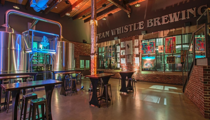 Steam Whistle Brewery - Rugby Tours To Toronto, Irish Rugby Tours