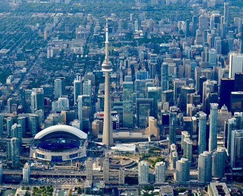 Toronto - Rugby Tours To Toronto, Irish Rugby Tours