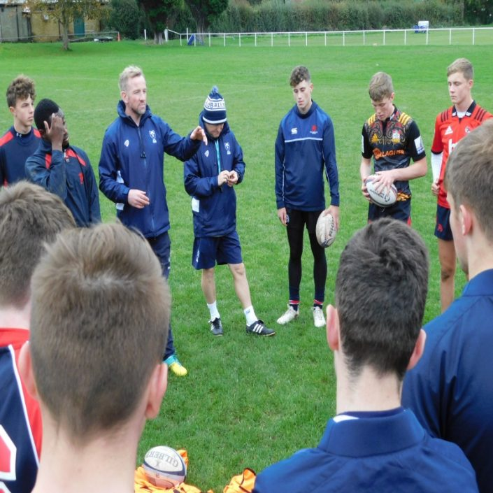 Wesley College SCT - Irish Rugby Tours