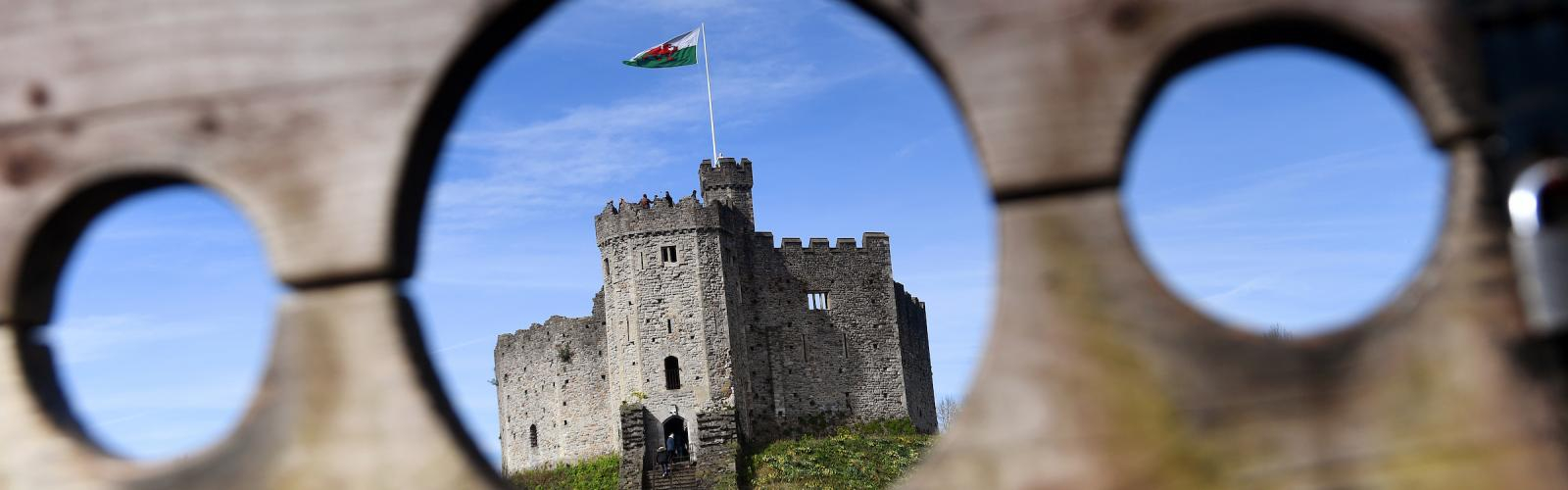 Cardiff Castle - Irish Rugby Tours, Activities for Thrill Seekers